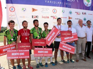 Deniz and Emre Ayar, 3rd Place